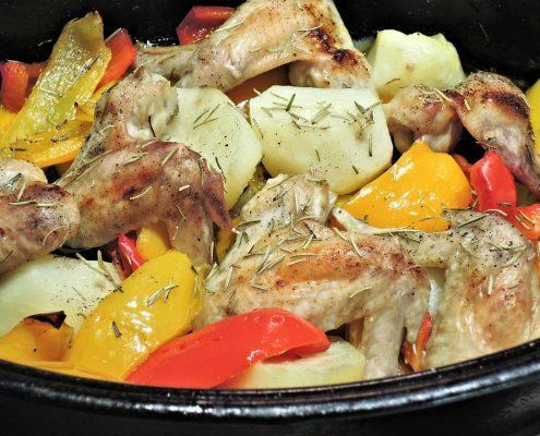Španska enolončnica s piščancem