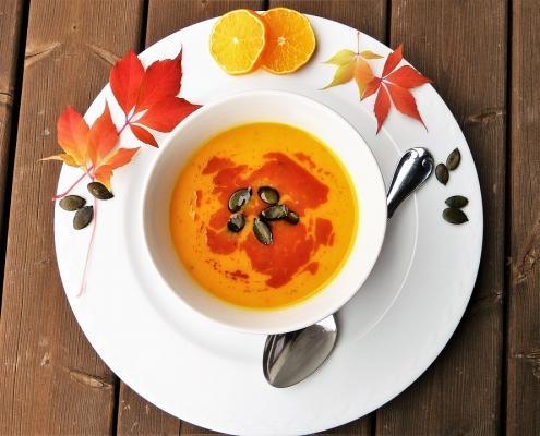 Bučina juha