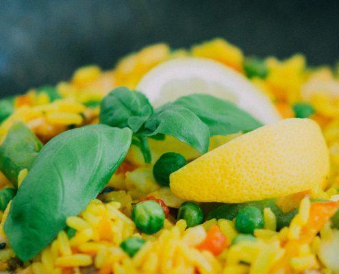 Grahova rižota recept in priprava