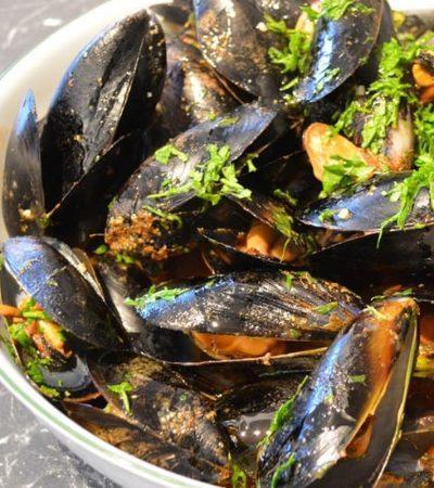 Morski sadeži v buzari