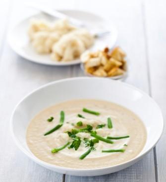 Kremna juha z beluši
