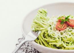 Recept za pripravo bučkinih špagetov