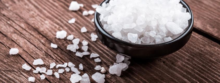 Prednosti soli v kuhinji
